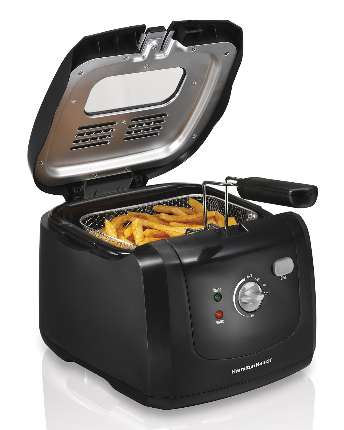 Are at Home Deep Fryers Safe?
